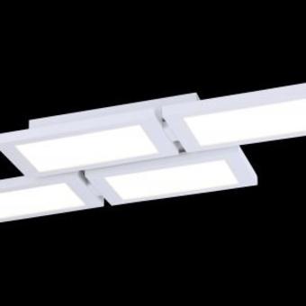 גוף תאורה מבנה אלומיניום בחיתוך עמוק בלייזר. אורך גוף התאורה : 75 סמ רוחב גוף התאורה : 75 סמ עוצמת הארה : 72W 5760LM