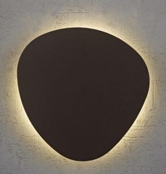"""צבע   קפה   צבע אור   3000K   סוג נורה   LED   עוצמת אור   14W   רוחב   25 ס""""מ   גובה   25 ס""""מ"""