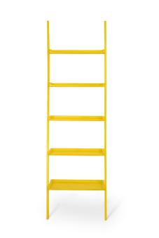 """מידות: רוחב - 60 ס""""מ, עומק – 40 ס""""מ, גובה – 200 ס""""מ     חומרים: בגימור צבע     צבע: צהוב     ניתן להזמין בצבעים נוספים"""