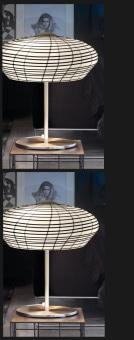 מנורת שולחן בעיצוב מרהיב. עשויה ממבנה מתכתי. הפרספקס שדרכו עובר האור עשוי מפוליקרבונט  ויכול להגיע בשני צבעים אדום או לבן. מגיע בשני גדלים.  הגדרה: כללי  צורה: לא מוגדר  פנים \ חוץ: פנים  סוג התקנה: עמוד  שם מוצר: MICO  עיצוב:  ,Elio Martinelli