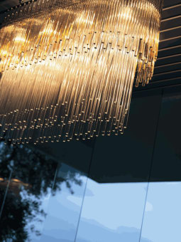 מנורת תקרה BALANCE עשויה מזכוכית מנופחת בעבודת יד בכיפוף מיוחד.  ניתן להשיג בצבע לבן וכחלק מסדרה של מנורות תליה וצמודת תקרה בגדלים שונים.  הגדרה: כללי  צורה: לא מוגדר  פנים \ חוץ: פנים  סוג התקנה: צמוד  מק''ט ספרה: tiz00-vi00393  חברה: VISTOSI  עיצוב:  ,PIO&TITO TOSO