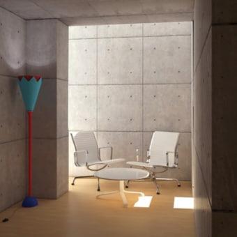 """מנורת רצפה עומדת 99"""" של המעצב הישראלי  אביעד פטל  .  המנורה בנויה משלשה חלקים זהים היוצרים ביחד צורה הרמונית ואין סופית.  הגוף בנוי מקונסטרוקציית מתכת מדויקת עליה נשזרים 99 סטריפים של פורניר העץ שכל אחד מהם ברוחב 1"""".  הגדרה: כללי  צורה: לא מוגדר  פנים \ חוץ: פנים  סוג התקנה: עמוד  שם מוצר: Floor lamp 99''  חברה: Aviad Petel  עיצוב:  ,אביעד פטל"""