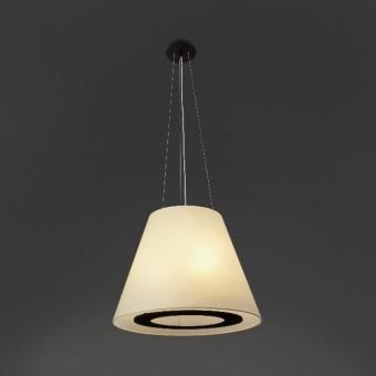"""מנורת תקרה תלויה OXIDE בחיפוי של מאין """"חלודה""""  המנורה מגיעה בגדלים שונים.  הגדרה: כללי  צורה: כיפה  פנים \ חוץ: פנים  סוג התקנה: תלוי  מק''ט ספרה: tit00-wp00003  שם מוצר: OXIDE  חברה: waypoint  עיצוב:  ,Way Point"""