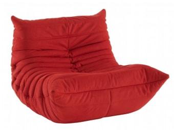 כורסא מדגם TOGO של המעצב Michel Ducaroy בנויה כולה מגוף ספוג.  כורסא פשוטה ומעודנת כאחד, מושלמת לאורח חיים נוח וחסר דאגות.  גובה המושב הנמוך, יחד עם הקימורים של הכורסא על המושב ומשענת הגב, מזמינים רגיעה. הכורסא מיוצרת משכבות של ספוג פוליאסטר בעוביים ומרחקים שונים.  הכיסוי לא ניתן להסרה ולכן מומלץ להזמינה בכיסוי עור או בדי מיקרופייבר. בד מדגם TONGA בו אנו מציעים את הכורסא הוא בד מיקופייבר עמיד מאוד וקל לניקוי ותחזוקה.  לא מצאתם את הצבע המתאים לכם? אתם מוזמנים ליצור איתנו קשר ואנחנו נשמח להציג בפניכם את קולקציית הבדים המלאה של חברת LIGNE ROSET