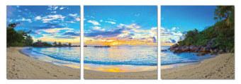 סט 3 תמונות זכוכית המרכיבות תמונה אחת גדולה, מרשימה ויוקרתית.   התמונות מודפסות על זכוכית מחוסמת בהדפסת UV ובאיכות HD.   מידה: כל תמונה 60X60