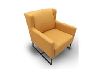 מבצעים: כורסא מעוצבת דגם קוקה במבצע . מידות: . חומרים: . מידע כללי: גימור: צוקל ברזל , ניתן להזמין את הכורסאות המעוצבות במידות ועיצוב בהתאמה אישית את הכורסאות בד המעוצבות אפשר לבחור בהזמנה בתאמה אישית של צבע הבד וסוג הבד. כורסאות מעוצבות במבצע וכורסאות לסלון במבצע אפשר למצוא בעמוד המבצעים רהיטים במבצע הוראות שימוש וטיפול: לנגב את הכורסאות המעוצבות לסלון במטלית יבשה או לחה . ארץ יצור: