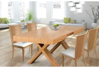 """שולחן פינת אוכל +6    כיסאות דגם טל פינת אוכל בעיצוב מודרני    יוקרתי + 6 כיסאות פינת האוכל בגימור פורניר אלון ועץ מלא כסאות פינת האוכל מעץ    מלא נפתחת לגודל 360    ס""""מ מידות: 100*160 ס""""מ + 4    הארכות של 50 ס""""מ צבע:אלון טבעי(אלון    פראי בתוספת תשלום) תיתכן סטייה של 2% מחירון משלוח : 450 ₪ (ישולם למוביל) תנאי משלוח : הובלה והרכבה ישולם    ע""""י הלקוח למוביל בעת ההגעה. מעל קומה שלישית ללא מעלית תוספת של 50 ש""""ח    לקומה במידה וצריך מנוף ישולם ע""""י הלקוח בכל    מקרה של צורך בשרותי מנוף חיצוניים או פירוק והרכבה החיוב יחול על הלקוח. הובלות    מעבר לנתיבות באר שבע שדרות וללהבים דרומה ומערבה {עוטף עזה עד מעברי הגבול} ומעבר    לקו הירוק, לעפולה מזרחה ועד לחיפה צפונה ייתכן עיכוב באספקה של עד 14 יום ותוספת    של 250 ₪ ישירות למוביל. לאזור    מצפה רמון\אילת תהיה תוספת של 350 ₪."""