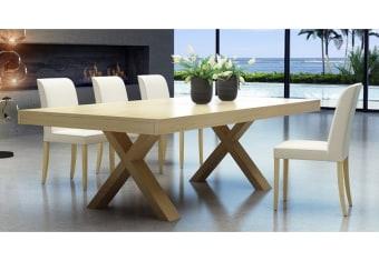 """שולחן פינת אוכל +6    כיסאות דגם רוי פינת אוכל בסגנון מודרני    + 6 כיסאות שולחן פורניר עץ אלון    בשילוב עץ מלא מידות: 100*180 ס""""מ+ 2    הארכות 50 ס""""מ כל אחת צבעים:טבעי תיתכן סטייה של 2% מחירון משלוח : 450 ₪ (ישולם למוביל) תנאי משלוח : הובלה והרכבה ישולם    ע""""י הלקוח למוביל בעת ההגעה. מעל קומה שלישית ללא מעלית תוספת של 50 ש""""ח    לקומה במידה וצריך מנוף ישולם ע""""י הלקוח בכל    מקרה של צורך בשרותי מנוף חיצוניים או פירוק והרכבה החיוב יחול על הלקוח. הובלות    מעבר לנתיבות באר שבע שדרות וללהבים דרומה ומערבה {עוטף עזה עד מעברי הגבול} ומעבר    לקו הירוק, לעפולה מזרחה ועד לחיפה צפונה ייתכן עיכוב באספקה של עד 14 יום ותוספת    של 250 ₪ ישירות למוביל. לאזור    מצפה רמון\אילת תהיה תוספת של 350 ₪."""