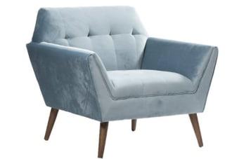 כורסא גדולה תכלת – בארבעה גוונים מקסימים לבחירה    כורסא גדולה תכלת בעיצוב גאומטרי וריפוד בארבעה צבעים לבחירה. הכורסא מיוצרת על בסיס עץ מלא ומיוצרת בגודל רחב במיוחד. מתאימה כתוספת עיצובית לחלל המגורים וכאלמנט צבעוני בסלון. מומלץ לשלב מספר גוונים למראה אקלקטי. עכשיו בגלריה או שרות משלוחים ארצי.