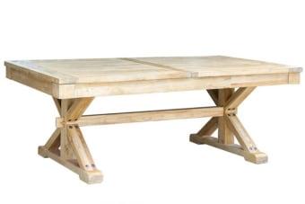 """שולחן אבירים מעוצב מעץ גושני מלא עם הגדלות – לעיצוב פינת אוכל חמה ומקסימה    שולחן אבירים מעוצב עם הגדלות של 80 ס""""מ. מושלם לעיצוב פינת אוכל ומגיע בשבעה ! גדלים לבחירה. השולחנות מיוצרים מעץ איכותי מלא בגוון טבעי עם מנגנון פתיחה נוח לשימוש המאפשר פתיחה ללא מאמץ – תוספת עוצמתית ומרהיבה לפינת האוכל בבית או בחללים גדולים כמו חדרי אירוח במסעדות, חדרים פרטיים, גינה מקורה וכדומה. מומלץ לוודא זמינות במלאי בטרם ההזמנה >>"""