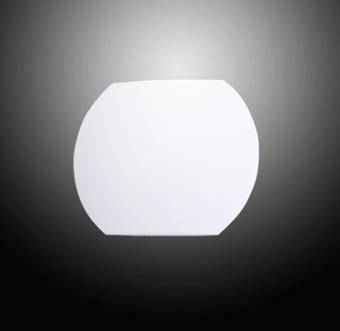 גוף תאורה LED צמוד קיר מוגן מים UP & DOWN מעוצב להארה דקורטיבית.  מקור אור: COB LED 2*3W 230V.  גוון אור: לבן חם 3000K.  אלומה: רחבה כלפי מעלה ומטה.  גוף: אלומיניום.  עדשה: זכוכית מחוסמת אופל (מט).  ציוד: דרייבר 6W (כלול).  התקנה: צמוד קיר.  גימור: לבן מט.  איור מידות