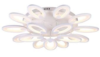 """אניגמה*15 LED 21506  קוטר: 86 ס""""מ  גובה: 15.5 ס""""מ  LED/120W 4000K"""