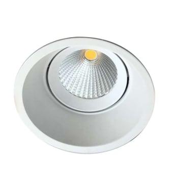 אנטון עגול  תאורת פנים - שקועי תקרה שקועי לד  שקוע תקרה מתכוונן  COB LED 8W  כולל דרייבר בעל תקן אירופאי  צבעים  מידע טכני  קוטר 100  קדח 90  גובה 80  מבנה אלומיניום  חיפוי זכוכית מחוסמת  נורה 300mA/27V DC LED 8W  גוון אור 3000K  IP 20