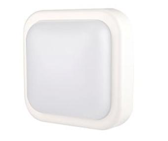 """***מוגן מים מטרו מרובע LED 18W  IP44  אורך: 19.7 ס""""מ  רוחב: 19.7 ס""""מ  גובה: 9.5 ס""""מ"""
