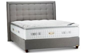 מזרן צד אחד - One Side System - - עם - קפיצי פיזיקל - - מרכז בריאותי פלוס - שכבת נוחות חיצונית - - Extra Pillow Top - המכילה - 100% - Latex