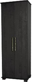 ארון בגדים 2 דלתות איכותי יוקרתי דגם אלעד-  הארון מגיע עם מוט תלייה לקולבים   גובה   240   רוחב   80   עומק   55   המוצר עשוי מחומר MDF   החומרים הינם בעלי תו תקן ישראלי.   * תתכן סטיה של עד 5% במידות המפורטות לעיל.   * מעל קומה 3 בהעמסה ידנית תהיה תוספת של 35 ₪ לקומה.   בכל מקרה של צורך בשרותי מנוף חיצוניים החיוב יחול על הלקוח.   הובלות מחיפה צפונה, מבאר שבע דרומה ומעבר לקו הירוק ייתכן עיכוב באספקה של 14 יום וכמו כן קיימת תוספת מחיר של 149 ₪ להובלה.   תקופת אחריות 12חודשים   * התמונה להמחשה בלבד