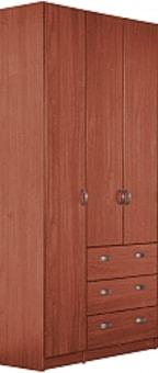 ארון בגדים 3 דלתות איכותי יוקרתי דגם רום-גימור ברמה הגבוהה ביותר!   הארון מגיע עם מוט תלייה לקולבים   + 3 מגירות   גובה   240   רוחב   120   עומק   55   החומרים הינם בעלי תו תקן ישראלי.   * תתכן סטיה של עד 5% במידות המפורטות לעיל.   * מעל קומה 3 בהעמסה ידנית תהיה תוספת של 35 ₪ לקומה.   בכל מקרה של צורך בשרותי מנוף חיצוניים החיוב יחול על הלקוח.   הובלות מחיפה צפונה, מבאר שבע דרומה ומעבר לקו הירוק ייתכן עיכוב באספקה של 14 יום וכמו כן קיימת תוספת מחיר של 149 ₪ להובלה.   תקופת אחריות 12חודשים   * התמונה להמחשה בלבד