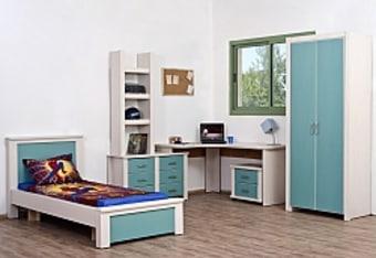 מידות:   מיטה:   רוחב: 90   גובה: 90   עומק: 206   ארון:   עומק 55   גובה 240   רוחב 80   ארון עמיד וחזק לשנים רבות.   גודל , צבע ועיצוב בהזמנה .