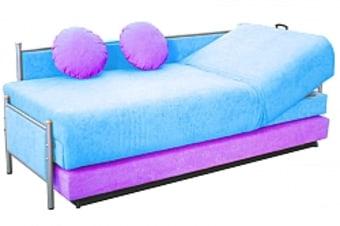 ספת על-קל עם ראש מתכוונן, נפתחת למיטה זוגית על ידי מנגנון על-קל, בעלת מזרנים קפיצים סופר אורטופדיים עם התמיכה הבריאותית וארגז מצעים, משולבת רגליים מעץ. הספה מרופדת בבד מיקרו פאבריק-בד קטיפתי נעים למגע ודוחה כתמים   ניתן לבחור בקטלוג הצבעים צבע בד שרוצים ללא תוספת תשלום   שילדה- עץ אורן מלא   כרית חתול מתנה   כל כרית נוספת בתוספת של 35 ₪   * מעל קומה 3 בהעמסה ידנית תהיה תוספת של 40 ₪ לקומה.   בכל מקרה של צורך בשרותי מנוף חיצוניים החיוב יחול על הלקוח.   הובלות מחיפה צפונה, מבאר שבע דרומה ומעבר לקו הירוק ייתכן עיכוב באספקה של 14 יום וכמו כן קיימת תוספת מחיר של 150 ₪ להובלה.