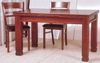 שולחן פינת אוכל + 6 כיסאות   מערכת מסיבית ומעוצבת   העיצוב המסיבי מעניק למערכת נוכחות ואווירה חמה בבית.   המערכת עשויה מעץ מלא דבר המבטיח חוזק ועמידות לאורך שנים.   המערכת כוללת שישה כיסאות מסיביים ונוחים במיוחד.   השולחן ניתן להגדלה לפי מספר הסועדים לפי הצורך והוא מכיל הגדלה אחת של 70 ס''מ שנותנת מידה סופית של 2.50.   כמו כן השולחן ניתן לפירוק והרכבה בצורה רב פעמית דבר המבטיח העברה ללא פגיעות מיותרות   .   המושבים מרופדים בדמוי עור איכותי בצבעי שמנת או חום לפי בחירה.   מידות השולחן:   אורך: 1.80 ס''מ   רוחב: 95 ס''מ   מידות כסא:   גובה: 98 ס''מ   רוחב: 45 ס''מ   עומק: 45 ס''מ   צבעים:   דובדבן , שחור ונגה, חום אגוז   תקופת אחריות 12 חודשים   * מעל קומה 3 בהעמסה ידנית תהיה תוספת של 40 ₪ לקומה.   בכל מקרה של צורך בשרותי מנוף חיצוניים החיוב יחול על הלקוח.   הובלות מחיפה צפונה, מבאר שבע דרומה ומעבר לקו הירוק ייתכן עיכוב באספקה של 14 יום וכמו כן קיימת תוספת מחיר של 150 ₪ להובלה