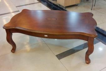 שולחן סלון מעץ  עשוי עץ מלא + פורניר  צבוע בבייץ + לכה  ניתן לקבל שרות הרכבה בעלות של 50 שח שישולמו ישירות למוביל  מידות  אורך - 120 סמ  רוחב 70 סמ'  גובה 45 סמ