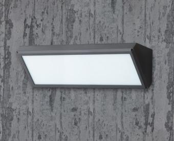 93256  צמוד קיר לשימוש תאורת חוץ. מקור אור 2X55W TC-L 2G11. מיוצר מאלומיניום + פלסטיק. זמין בצבע אפור, לבן, בזלת.  מפרט טכני  מקור אור:  2X55W TC-L 2G11  מתח זינה:  230V  דרגות הגנה:  20  קבוצת בידוד:  1  חומר:  אלומיניום + פלסטיק  זמין בצבע:  אפור, לבן, בזלת  אחריות:  3 שנים