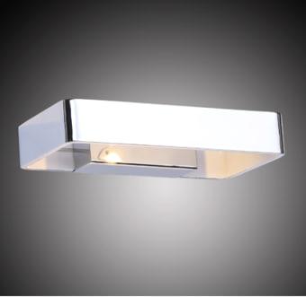 גוף תאורה LED צמוד קיר UP & DOWN מעוצב להארה דקורטיבית.  מקור אור: COB LED 5W 230V.  גוון אור: לבן חם 3000K.  אלומה: רחבה כלפי מעלה ומטה.  גוף: אלומיניום.  ציוד: דרייבר (כלול).  התקנה: צמוד קיר.  גימור: לבן מט.
