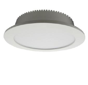 גוף תאורה LED PANEL BACK LIGHT שקוע תקרה חזק במיוחד להארת חדרים, משרדים וכדומה.  מקור אור: SMD 18W 230V.  גוון אור: לבן חם-3000K.  לבן קר-6000K.  אלומה: רחבה כלפי מטה.  גוף: יציקת אלומיניום.  עדשה: פוליקרבונט מט (אופל).  ציוד: דרייבר אינטגרלי.  התקנה: שקועה בתקרה.  גימור: לבן מט.