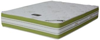 """מזרון קפיצים מבודדים אורטופדי זוגי דגם אולטרה סקופ מבית מדיקומפורט מערכת קפיצים מבודדים המעניקה תמיכה אופטימאלית - מעניקה נוחות ותמיכה לגוף המשתמש לאורך זמן. שתי שכבות Pillow Top חיצוניות - שכבת פינוק חיצונית בעובי של כ-4 ס""""מ מכל צד המאפשרת התאמה מלאה לגוף לפינוק מירבי בזמן השינה. שכבות נוחות מלטקס וויסקו - צד אחד עם לטקס קשיח ובצד השני שכבת נוחות מויסקו - גמיש להתאמה מושלמת למבנה של הגוף . מזרון דו צדדי - המרכיבים האיכותיים של המזרן שומרים על עמידותו לאורך זמן. תמיכה בריאותית - שומרת את הגוף מאוזן במרכז המזרון ומונעת מהמזרון לשקוע. תמיכה היקפית- מעניקה חיזוק לדפנות המזרון בפינות ובמרכז, מעניק שטח שינה מירבי. שלוש שכבות נוחות פנימיות - מעניקות תמיכה ונוחות מירבית בנוסף למערכת הקפיצים. בד אלוורה- למניעת תופעות אלרגיות, זהו בד אוורירי ונושם, אנטי בקטריאלי נגד קדריט האבק - למניעת התפתחות רובד חיידקי במשטח השינה ולשיפור הנשימה בזמן השינה. ללא שעטנז. ידיות נשיאה. המחיר הינו למזרן במידה 140/190 (מידה סטנדרטית), ניתן להזמין בכל המידות."""