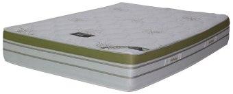 """מזרון קפיצים מבודדים אורטופדי זוגי דגם אקסטרה סקופ מבית מדיקומפורט מערכת קפיצים מבודדים המעניקה תמיכה אופטימאלית - מעניקה נוחות ותמיכה לגוף המשתמש לאורך זמן. שכבת Pillow Top חיצונית - מעניקה פינוק מירבי בזמן השינה בעובי 8 ס""""מ. ניתן להזמין עם Latex - קשיח, או Visco - מדיום, להתאמה אישית. מזרון חד צדדי - בזכות המבנה הייחודי של המזרן, אין צורך להפוך אותו. המרכיבים האיכותיים של המזרן שומרים על עמידותו לאורך זמן. תמיכה בריאותית - שומרת את הגוף מאוזן במרכז המזרון ומונעת מהמזרון לשקוע. תמיכה היקפית - מעניקה חיזוק לדפנות המזרון בפינות ובמרכז, מעניק שטח שינה מירבי. שלוש שכבות נוחות פנימיות - מעניקות תמיכה ונוחות מירבית בנוסף למערכת הקפיצים. בד אלוורה - למניעת תופעות אלרגיות, זהו בד אוורירי ונושם, אנטי בקטריאלי נגד קדריט האבק - למניעת התפתחות רובד חיידקי במשטח השינה ולשיפור הנשימה בזמן השינה. ללא שעטנז. ידיות נשיאה. המחיר הינו למזרן במידה 140/190 (מידה סטנדרטית), ניתן להזמין בכל המידות."""