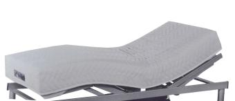 מזרון למיטה מתכווננת 100% לטקס מבית פולירון קיבוץ זיקים מזרן עם ליבת 100% לטקס טבעי, המזרן מחולק ל-5 אזורי נוחות בהתאם למשקל הגוף, מבטיח גמישות מלאה בכל תנוחה, המזרן מרופד בבד ג'רסי אורירי ואיכותי עם הגנה אנטי-בקטריאלית. המזרן בנוי בשיטת ה-one side system בזכות המבנה הייחודי של המזרן, אין צורך להפוך אותו. המרכיבים האיכותיים של המזרן שומרים על עמידותו לאורך זמן. מערכת משולשי בד ורצועות צמדן לחיבור מלא של המזרן למנגנון המתכוונן. 15 שנות אחריות. המחיר מתייחס למזרן במידה 80/200/16 ניתן להזמין במידות שונות. 12 תשלומים ללא ריבית. לפרטים נוספים לייעוץ ולהזמנות: