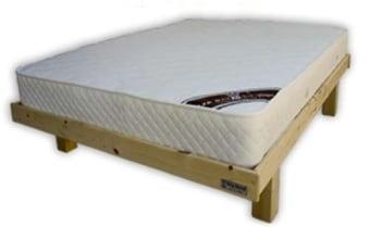 """מיטה זוגית + מזרון אורטופדי במחיר מבצע!!! מיטה זוגית מעץ אורן מלא + מזרן אורטופדי זוגי קינג דויד KING DAVID דגם יונייטד קומפורט במבצע מיוחד מיטה זוגית מעץ אורן מלא + מסגרת היקפית. המיטה מגיעה עם 4 רגלי עץ מסיביות. מידה: 140/190. גובה: כ- 28 ס""""מ. המיטה מעץ אורן מלא, מגיעה מלוטשת, מעובדת ולא צבועה. מזרן אורטופדי זוגי קינג דויד KING DAVID דגם יונייטד קומפורט. מערכת קפיצי פלדה חדשנית המעניקה תמיכה אופטימאלית – מעניקה נוחות ותמיכה לגוף המשתמש לאורך זמן שכבת ריבאונד איכותית – מעניקה הגנה, בידוד ושמירה על מערכת הקפיצים וכן שומרת על צורת המזרן לאורך שנים. בד ז'קארד - המזרן מרופד באריג ז'קארד בלגי משובח בתפירת קווילט עמוקה במיוחד עם פולימר LM. עיבוד אנטי בקטריאלי נגד קדריט האבק - למניעת התפתחות רובד חיידקי במשטח השינה ולשיפור הנשימה בזמן השינה. ללא חשש שעטנז. מזרון דו צדדי. מידות בס""""מ: גובה מזרן: כ-20, אורך: כ-190, רוחב: כ-140. המחיר הינו לבסיס מעץ +מסגרת + מזרן במידה 140/190."""