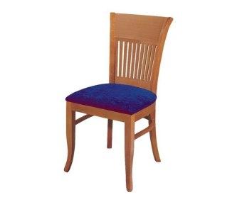 ניתן לקבל בכל צבע ובכל ריפוד.   הכסא מגיע גם עם ידיות בתוספת 300 ש''ח.   כדי לבחור את הצבע, ריפוד ותנאי האספקה, פנה לנציג שלנו.   מידות:   רוחב 48   עומק 45   גובה מושב 49   גובה כללי 92   מיוצר באיטליה.