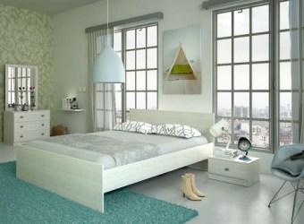 """חדר שינה דגם  ARISTO  הכולל: מיטה זוגית  140X190, שתי שידות לילה , קומודה בעלת 3 מגירות ומראה  העשויים  MDF  בציפוי מלמין במבחר גוונים.  משטח המיטה עשוי עץ אורן מלא על רגלי מתכת.  מרכיבי המיטה והשידות עשויים מחומרים בעלי תו תקן ישראלי.  מידות חיצוניות בס""""מ:  מיטה:  196X150 גובה ראש המיטה 80  שידת לילה:  49X39 גובה 28  שידות איפור: 87X39 גובה 72  מראה: גובה 100  ניתן להזמין את המיטה במידות שונות, ניתן להוסיף ארגז מצעים פנאומטי וניתן גם להזמין מיטות נפרדות עם או בלי ארגזי מצעים, בתוספת מחיר.  ניתן להוסיף מזרנים בתוספת מחיר.  במידה ובחרתם להוסיף למיטה ארגז מצעים מתרומם: שימו לב כי אם המזרן המונח על המיטה כבד במיוחד, הארגז לא ישאר פתוח, אלא בעזרת מתן תמיכה עם היד.  ארגז מצעים רגיל מורכב ממשטח המתרומם באמצעות זוג בוכנות פמאומטיות ופלטה עשויה מזונית על סלייטים של עץ המונחת על הרצפה עם רגליות פלסטיק באורך סנטימטר, הארגז לא אטום.  *ארגז מצעים מעץ סנדוויץ הינו ארגז אטום המגיע כיחידה מורכבת עם רגליות בגובה 7 ס""""מ.  הידיות בתמונה להמחשה בלבד, יסופק עם ידיות שבמלאי.  ניתן לשדרג את  הידיות  בתשלום."""