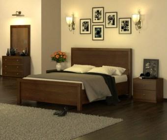 """חדר שינה דגם  OLIVER  הכולל: מיטה זוגית  140X190, שתי שידות לילה , קומודה בעלת 3 מגירות ומראה  העשויים  MDF  קנדי בציפוי מלמין במבחר גוונים.  משטח המיטה עשוי עץ אורן מלא על רגלי מתכת.  מרכיבי המיטה והשידות עשויים מחומרים בעלי תו תקן ישראלי.  מידות חיצוניות בס""""מ:  מיטה: 150X201 גובה ראש המיטה 106 (מתאימה למזרן 140X190)  שידת לילה: 49X39 גובה 46  שידות איפור: 87X39 גובה 72  מראה: גובה 100  ניתן להזמין את המיטה במידות שונות, ניתן להוסיף ארגז מצעים פנאומטי וניתן גם להזמין מיטות נפרדות עם או בלי ארגזי מצעים, בתוספת מחיר.  ניתן להוסיף מזרנים בתוספת מחיר.  במידה ובחרתם להוסיף למיטה ארגז מצעים מתרומם: שימו לב כי אם המזרן המונח על המיטה כבד במיוחד, הארגז לא ישאר פתוח, אלא בעזרת מתן תמיכה עם היד.  ארגז מצעים רגיל מורכב ממשטח המתרומם באמצעות זוג בוכנות פמאומטיות ופלטה עשויה מזונית על סלייטים של עץ המונחת על הרצפה עם רגליות פלסטיק באורך סנטימטר, הארגז לא אטום.  *ארגז מצעים מעץ סנדוויץ הינו ארגז אטום המגיע כיחידה מורכבת עם רגליות בגובה 7 ס""""מ.  הידיות בתמונה להמחשה בלבד, יסופק עם ידיות שבמלאי.  ניתן לשדרג את  הידיות  בתשלום."""