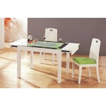"""שולחן פינת אוכל איכותי  מידות:100(150)*80 ס""""מ   שולחן פינת אוכל 0141"""
