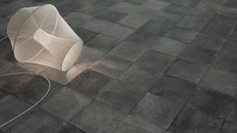 פרוצלן בטון פחם      כל אריח שונה מהשני      גודל: 185*185
