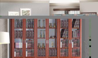 ספריית קודש עם דלתות פרופיל, על דלתות זכוכית למעלה, מגירות ודלתות למטה. על סוקל וקרניז גוף אגס ברנדי, דלתות מסגרת בשילוב זכוכית שקופה. מידות חיצוניות 2 דלתות - רוחב: 815 עומק: 410 גובה: 2350 3 דלתות - רוחב: 1212 עומק: 410 גובה: 2350 4 דלתות - רוחב 1609 עומק: 410 גובה: 2350 5 דלתות - רוחב: 2006 עומק: 410 גובה: 2350 6 דלתות - רוחב: 2403 עומק: 410 גובה: 2350 * חומר גלם MDF. *ניתן לקבל בתוספת מחיר גוף סנדוויץ` פורמייקה בגוונים:2016, וונגה, אגס חום, מולבן, שיטה, קוניאק.