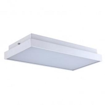 פלפון לד האור הגדול 60X30 DL 40W    גוף ה מרובע המשתמש ב-LED כמקור אור.     הה הנוצרת מגוף זה יוצרת הילה דקורטבית על התקרה.     מתאים להתקנה כגוף עצמאי או כתוספת לה הכללית.    בסיס-פוליקרבונט    מפזר אור-פוליקרבנט אופלי    מקור האור-SMD LED    ציוד חשמלי-דרייבר  זוית פיזור  120  מידות  60x30 cm  גוון אור  אור יום (לבן)  לומן  3600lm  הספק  40W  כמות יחידות בקרטון  5  קוד מוצר  SM-CL6030/40DL  ברקוד  7291044073591