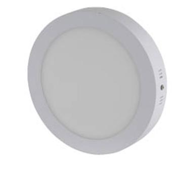 """פלפון לד עגול JUNIOR כולל דרייבר WW 25W    פלפון לד WW 25W JUNIOR עגול    גוף ה עגול תקרתי המשתמש ב-LED כמקור אור.     להתקנה על תקרות או קירות חשופים.     מתאים להתקנה בחדרי מדרגות, חניונים, מבואות, מסדרונות, ועוד.    גוף:מתכתי בצבע לבן    מפזר אור:PMMA אופלי    מקור האור:EPISTAR) C.O.B LED)    ציוד חשמלי:דרייבר  מידות  30 ס""""מ קוטר    3.8 ס""""מ גובה  גוון אור  אור חם (צהוב)  לומן  2125LM  הספק  25W  כמות יחידות בקרטון  20  קוד מוצר  SM-CY125M/WW  ברקוד  7291044059137"""