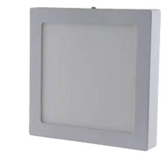 פלפון לד מרובע JUNIOR כולל דרייבר DL 25W    פלפון לד DL 25W JUNIOR מרובע    גוף ה מרובע תקרתי המשתמש ב-LED כמקור אור.     להתקנה על תקרות או קירות חשופים.     מתאים להתקנה בחדרי מדרגות, חניונים, מבואות, מסדרונות, ועוד.    גוף:מתכתי בצבע לבן    מפזר אור:PMMA אופלי    מקור האור:EPISTAR) C.O.B LED)    ציוד חשמלי:דרייבר  מידות  38H/300L/300W - MM  גוון אור  אור יום (לבן)  לומן  2125LM  הספק  25W  כמות יחידות בקרטון  20  קוד מוצר  SM-CF125M/DL  ברקוד  7291044059106