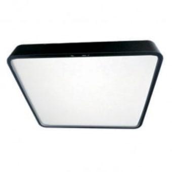 פלפון לד WW 48W BOSTON שחור מרובע  זוית פיזור  120  מידות  Dia50.5*50..5*11  קוטר  50.5CM  גובה  11CM  גוון אור  אור חם (צהוב)  משך חיים  25000  לומן  4300lm  הספק  48W  מתח  200–240V  צבע  שחור  כמות יחידות בקרטון  5  קוד מוצר  SM-CC002B/48WW  ברקוד  7291044084764