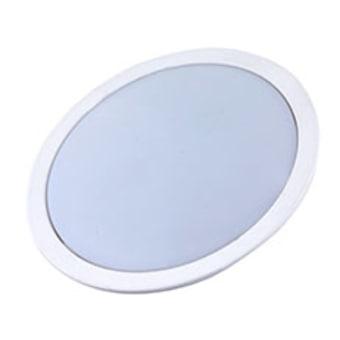 """שקוע לד DL 18W PISA עגול לבן    שקוע לד בהספק 18W עגול    ,בגוון אור יום ובגימור לבן מט    מגיע עם דרייבר לד לחיבור מתח כניסה 230V,    קוטר קדח:18.5ס""""מ    מגיע עם קפיצים להתקנה בתקרה.  זוית פיזור  150  CRI  80  מידות  19.8*4.3CM  גוון אור  אור יום (לבן)  משך חיים  20000h  הספק  18W  לומן  1530LM  צורה  round pisa  מידות חיתוך  DIAMETER 18.5  כמות יחידות בקרטון  20  ברקוד  7291044072891  קוד מוצר  SM-PL011Z18DL"""
