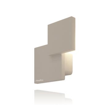 """סוג נורה:  לד מובנה  עוצמה:  5W  מידות גוף התאורה:  15X15 ס""""מ"""