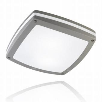 """*מחיר גוף תאורה זה אינו כולל נורות  סוג נורה:  2 נורות הברגה E27 ממולץ להשתמש בנורות חסכוניות עוצמתיות (מקסימום 60W)  מידות גוף התאורה:  גובה: 30 ס""""מ  רוחב: 30 ס""""מ  עומק: 7 ס""""מ"""