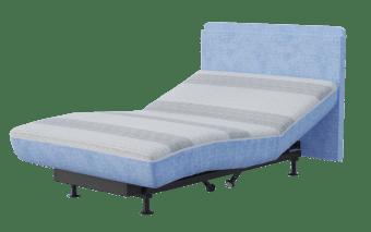"""נוחות  extreme  בעיצוב מדהים  .  מערכת השינה  SWEEP bed  משלבת מראה צעיר עם דגש על חשיבות השינה  .  העיצוב המודולרי, והמנגנון כיוונון הארגונומי בהפעלה של 2 מנועים רבי עוצמה הופכים את מיטת  SWEEP bed  למיטה האולטימטיבית לבני נוער. לסביבת שינה הגיינית בד ריפוי עליון ניתן להסרה ולכביסה, מערכת גלגלים בנויה במיטה לאפשר הוזזה קלה שלה לניקוי וסידור החדר  .  מזרן ה  tempur  המשולב במיטה מעניק שינה נעימה מפנקת ונינוחה במיוחד.  מגוון רחב של בדי ריפוד לבחירה  ניתן לקבל את המיטה במידות 120X200 ס""""מ וגם 140X200 ס""""מ.  תנוחות מועדפות בזכרון  הפעלת תאורת לד בתחתית המיטה  פנס מובנה בשלט  שלט TOUCH חדשני  כל הלחצנים מוארים  מנועי מסאז' רטט בגב וברגליים  2 שקעי USB לטעינה  גלישה לאחור להישארות בקרבת האור כשקוראים, קרוב לשידה.  תאורת התמצאות עם חיישן תנועה"""