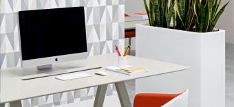 מבית Pedrali איטליה  שולחן אולטרה מודרני הן לשימוש כשולחן בתיבה והן כשולחן ישיבות