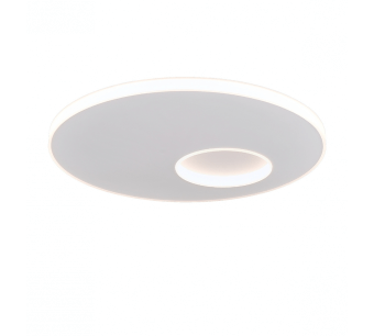 סוג נורה LED קוטר 50\80 ס״מ עוצמה 70W גובה 7 ס״מ מספר נורות SMD קלווין 3000K גוון אור warm white שטף אור 6400 לומן תקופת אחריות שנתיים
