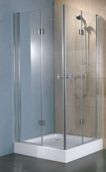 מקלחון דגם 2801D פינתי הרמוניקה