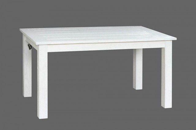 שולחן אוכל לבן 90211